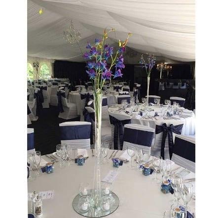 floral centrepiece hq for hire
